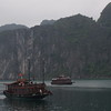 Ha Long Bay, Vietnam : The famous World Heritage Site off the northeastern coast of Vietnam.