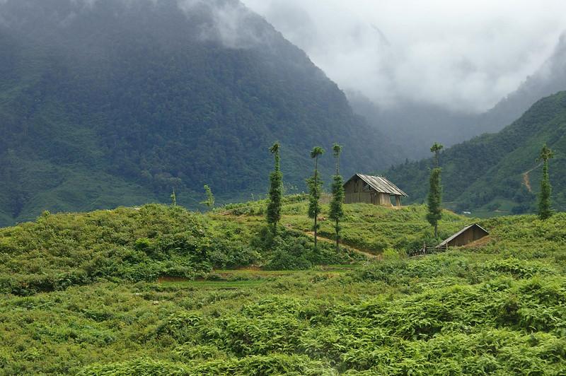 SaPa mountains.
