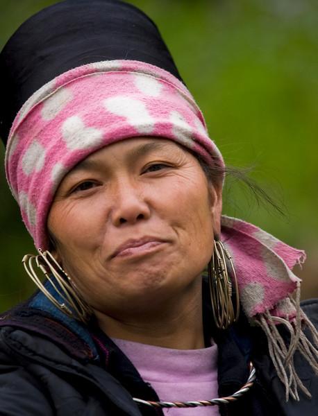 Black Hmong attitude!