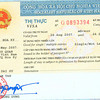 "This was the visa that I used for my 2007 trip  <a href=""http://danbrew.smugmug.com/Travel/Russia-China-Vietnam-August/3028366_W6wdM"">http://danbrew.smugmug.com/Travel/Russia-China-Vietnam-August/3028366_W6wdM</a>) - it cost me $138 or so.  The visa was $65 and the rest was for the Visa service firm that I use for my trips (Traveldocs.com - they're great!).  I typically don't mind paying Traveldocs for their thing as they're experts and can help get a number of visas in really short order.  I was going to use them again this time, yet the guy at OffroadVietnam.com mentioned that they are now doing the Visa preapproval letters.  You basically register in advance, get a copy of a preapproval letter for $20 and pay $25 upon arrival for your visa."