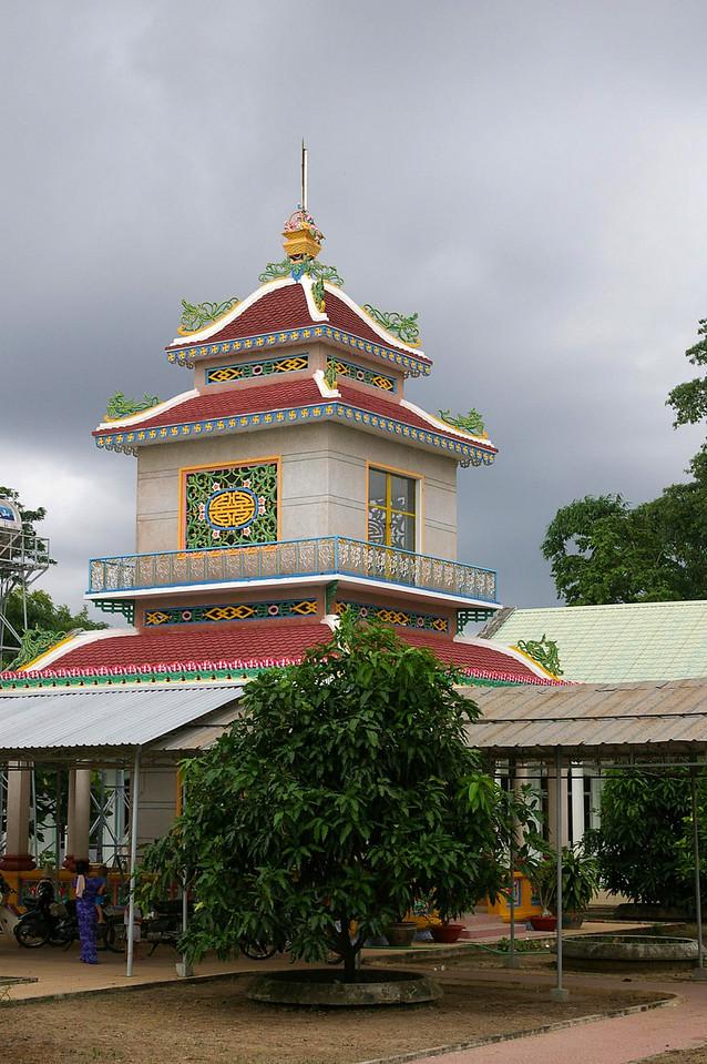 temple, exterior