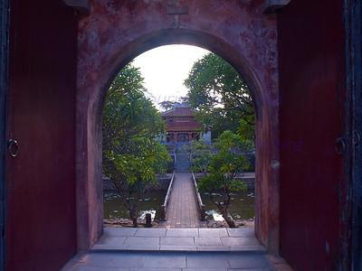 Vietnam HUE  Citadel