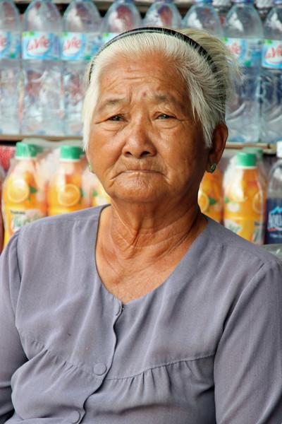Merchant, Mekong Delta, Vietnam