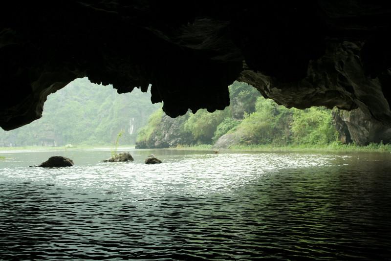 "Tam Coc (""three caves""), Vietnam"