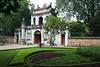 Temple of Literature.  Hanoi, Vietnam