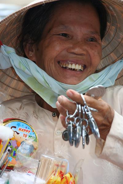 Street vendor, Vietnam