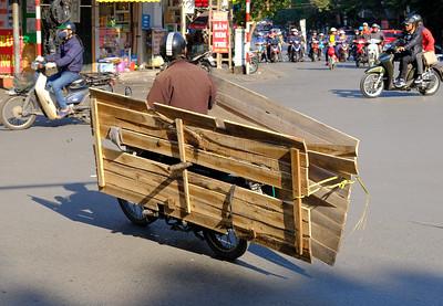 Versatile Motorbike Hanoi