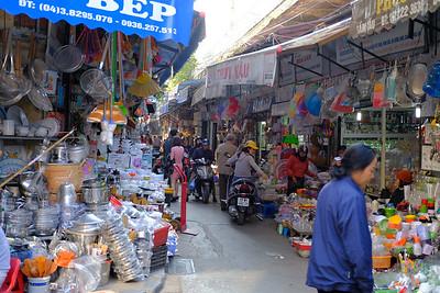 Old Hanoi Market