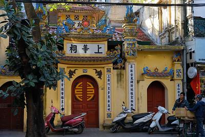 Temple Old Hanoi