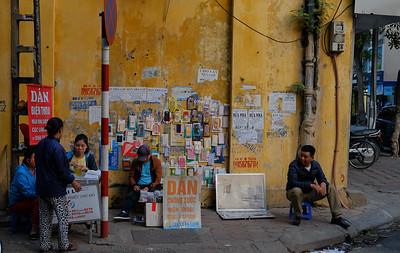 Corner Sales Old Hanoi