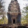 Neang Khmao temple, Koh Ker, Cambodia, (early 10th century)