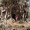 Prasat Thom Temple, Koh Ker, Cambodia