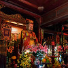 Temple of Literature - altar to Confucius