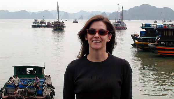 Halong Bay (Oct 2004)