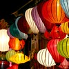 Hoi An is famous for its lanterns. They make excellent subjects at night.