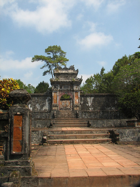 This the Empresses tomb.