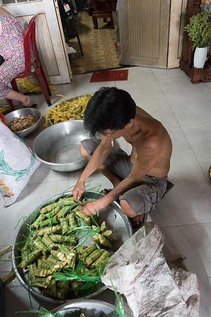 Saigon, Mekong, Cu Chi