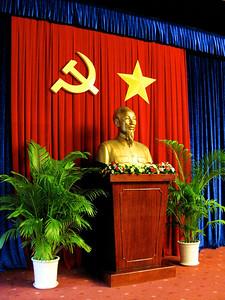 Saigon - July 2009 South Vietnam presiden