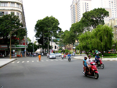Saigon - July 2009