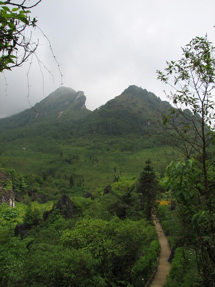 Ham Rong Mountain