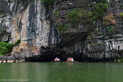 Trang An Grottoes