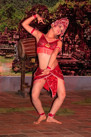 Champa Dancer