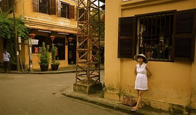 Old Town, Hoi An, Vietnam.