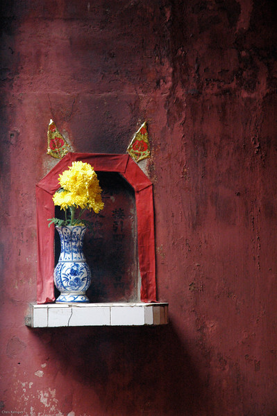 Lao-tzu Temple-1<br /> Hanoi, Vietnam
