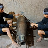 Viet Cong Repurposing USA Bomb