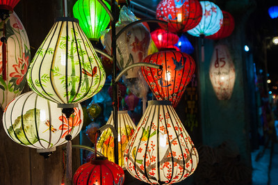 Latern Shop, Hoi An, Vietnam