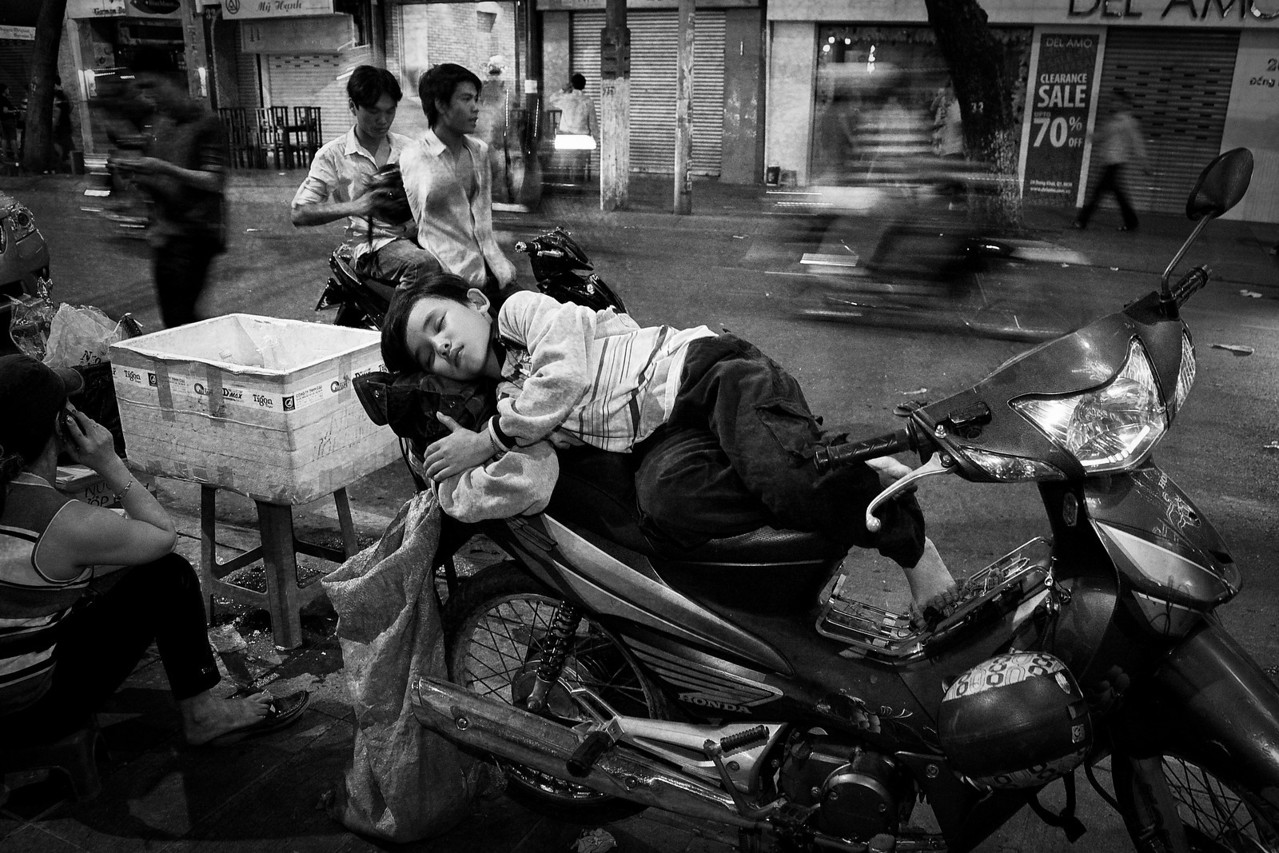 Tempur-pedic, Vietnam-style.