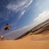 Sand Dune Hopping
