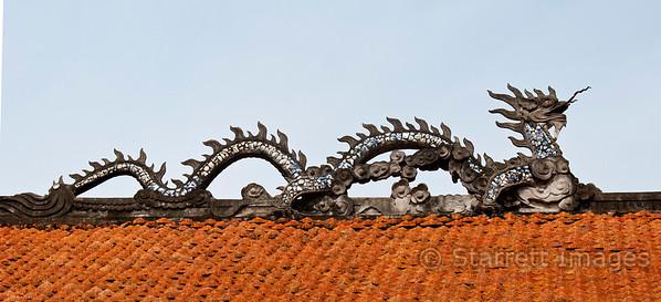 roof decoration