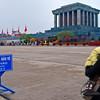 Ho Chi Minh Mausoleum, Hanoi.