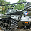 Captured USA Tank