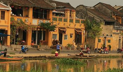 Old Town. Hoi An, Vietnam.