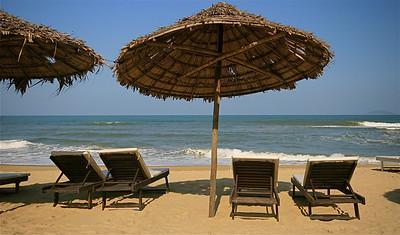 An Bang Beach. Hoi An, Vietnam.