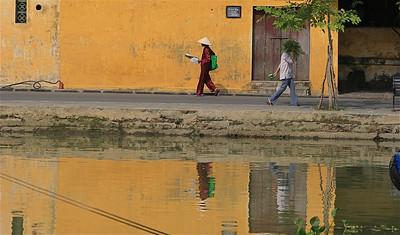 Het mooie oude Hoi An. Hoi An, Vietnam.