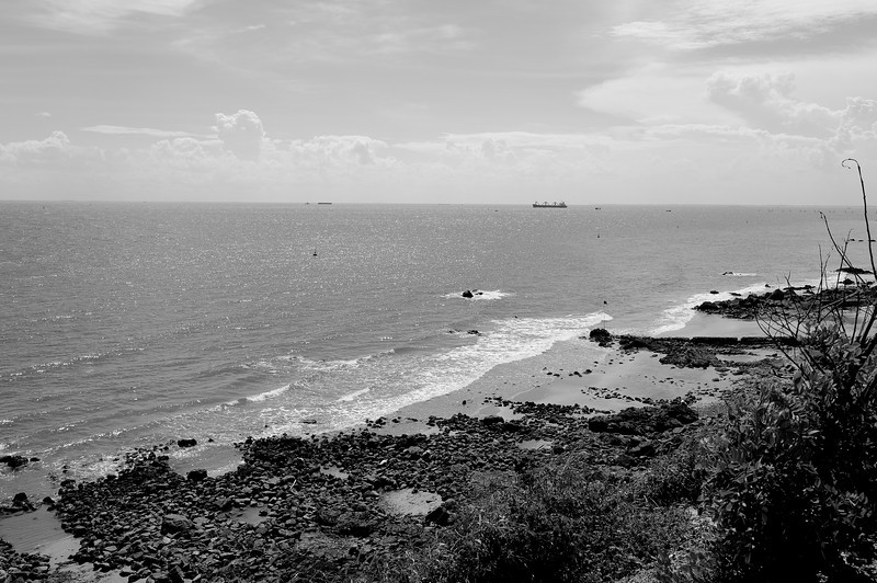Coast at Vung Tau