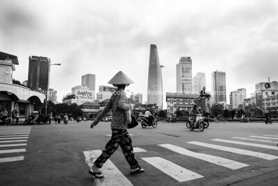Saigon, Ho Chi Min City.