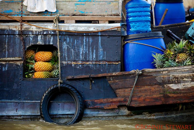 Floating Market scenes