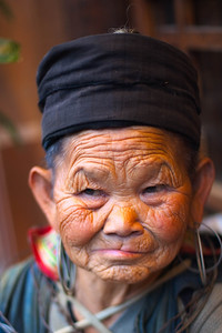 The wise old woman