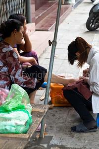 Street Pedicure