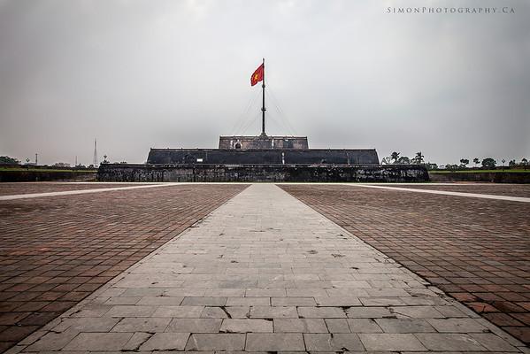Flagtower Citadel of Huế