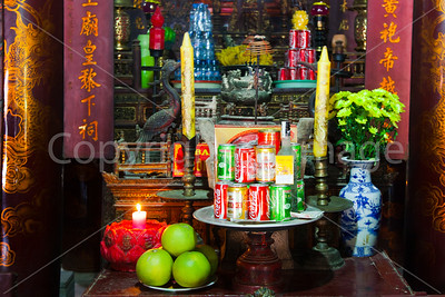 Temple Offerings