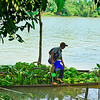 Mekong River Banana Boat