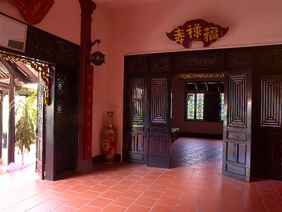 Vietnamese traditional Interiors furniture