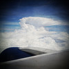 Extreme thunderhead - SFO to JFK