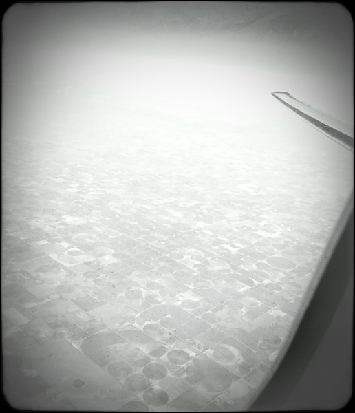 Circles and squares<br /> DFW -SJC
