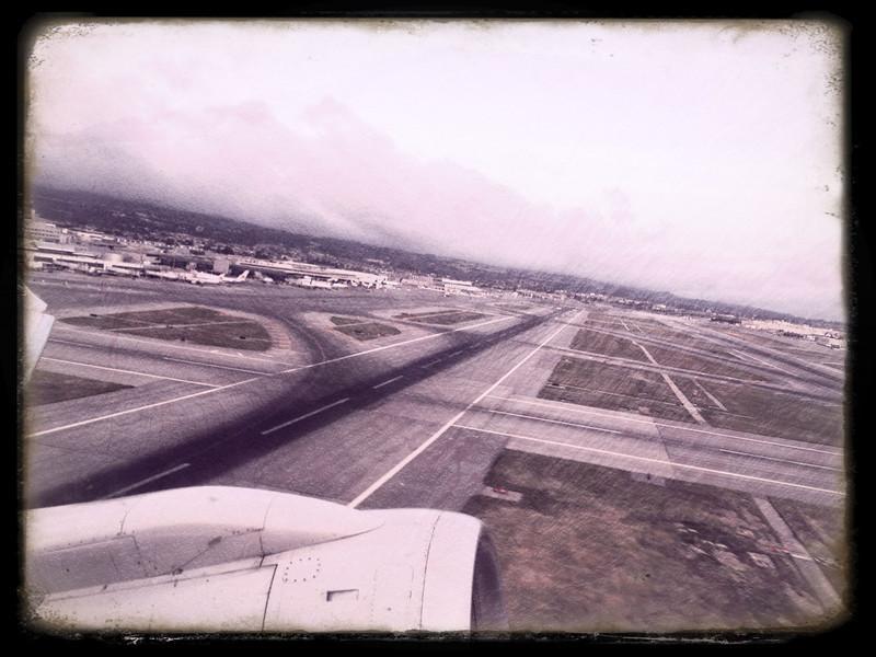 SFO Runway 27L